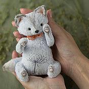 Куклы и игрушки handmade. Livemaster - original item Teddy Kotick. Handmade.