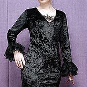 Одежда ручной работы. Ярмарка Мастеров - ручная работа Элегантное платье. Handmade.