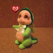 Куклы и игрушки ручной работы. Ярмарка Мастеров - ручная работа Сердечко!!!. Handmade.