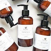 """Маска для волос ручной работы. Ярмарка Мастеров - ручная работа Маска для волос """"Восстанавливающая"""". Handmade."""