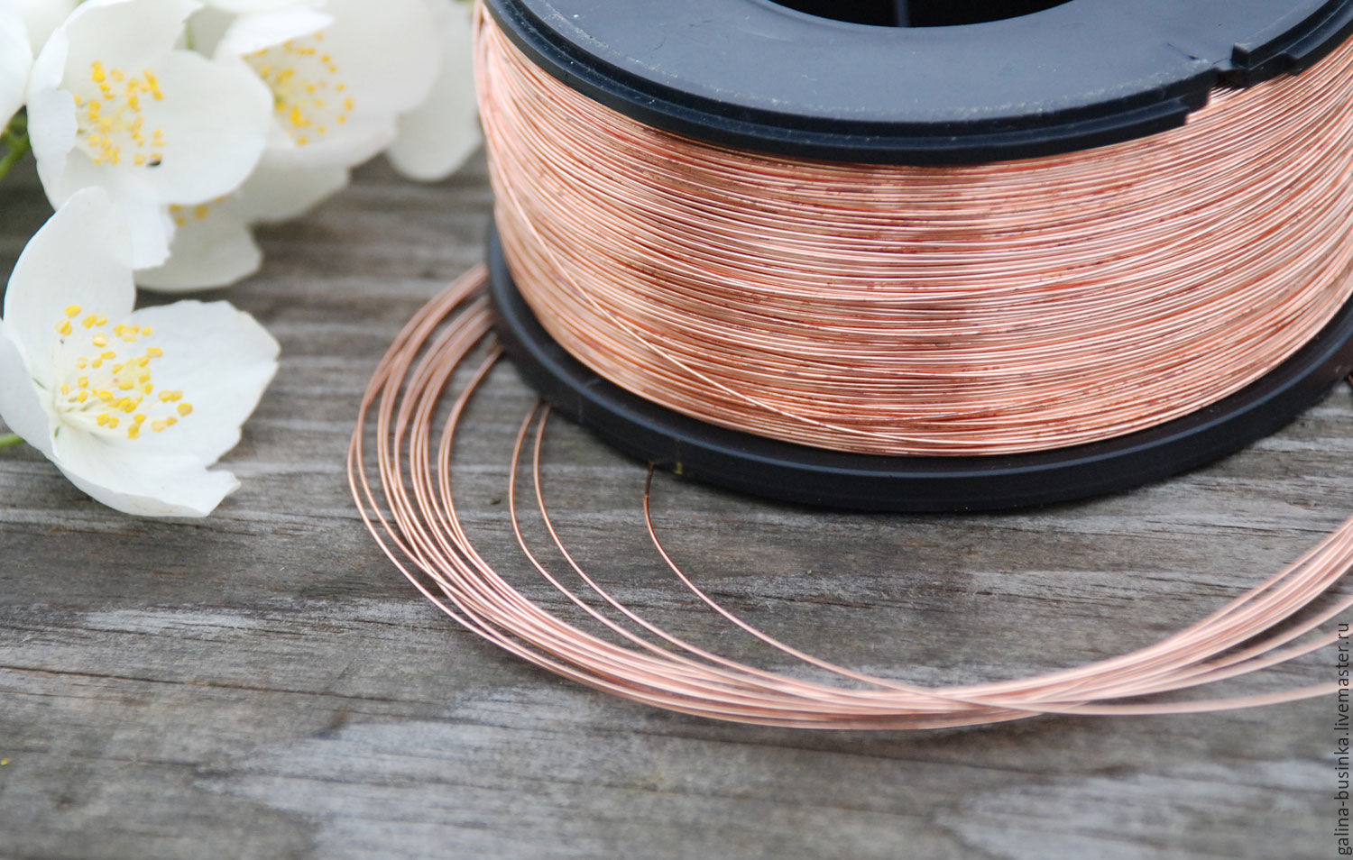 0,5 mm; copper wire, Wire, Moscow,  Фото №1