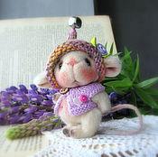 Куклы и игрушки ручной работы. Ярмарка Мастеров - ручная работа Мышулька Сидни. Handmade.