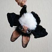 Куклы и игрушки ручной работы. Ярмарка Мастеров - ручная работа Летучий мышонок. Handmade.
