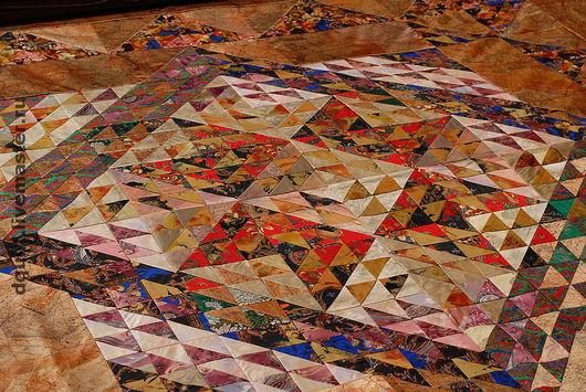 Текстиль, ковры ручной работы. Ярмарка Мастеров - ручная работа. Купить Покрывало  Византийская роскошь. Handmade. Покрывало, стиль