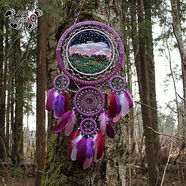 Feng Shui handmade. Livemaster - original item Dream catcher