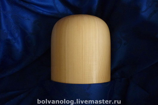 Mannequins handmade. Livemaster - handmade. Buy SEMICIRCULAR-высота22cm.Blank, stand, hat, yellow, tree, pine, cedar, glue, lacquer