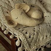 Куклы и игрушки handmade. Livemaster - original item Home elephant. Handmade.