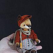 Куклы и игрушки ручной работы. Ярмарка Мастеров - ручная работа Фокс лис. Handmade.