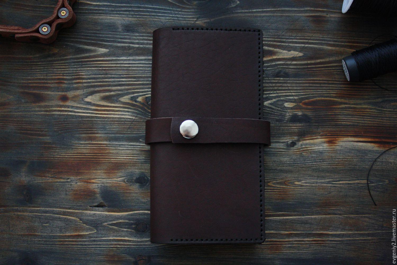 Leather purse Minttiger, Wallets, Volgograd,  Фото №1
