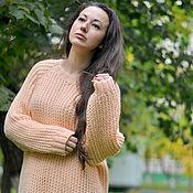 """Одежда ручной работы. Ярмарка Мастеров - ручная работа свитер """"КапКейк"""". Handmade."""