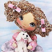 Куклы и игрушки ручной работы. Ярмарка Мастеров - ручная работа Сесиль. Handmade.