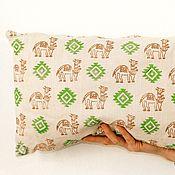 Для дома и интерьера handmade. Livemaster - original item Cedar - sachet pillow