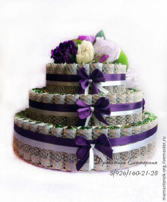 Купить торт на свадьбу