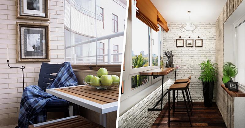 А может, оформить балкон в стиле лофт? - Ярмарка мастеров - .