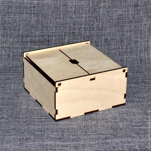 ШК-009. Шкатулка с двойной крышкой
