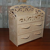 Материалы для творчества handmade. Livemaster - original item Mini chest of drawers 353. Handmade.
