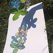 """Для дома и интерьера ручной работы. Ярмарка Мастеров - ручная работа """"Бабочки!"""". Handmade."""