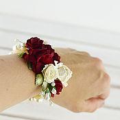 Свадебный салон handmade. Livemaster - original item Bracelet for bridesmaids. Handmade.