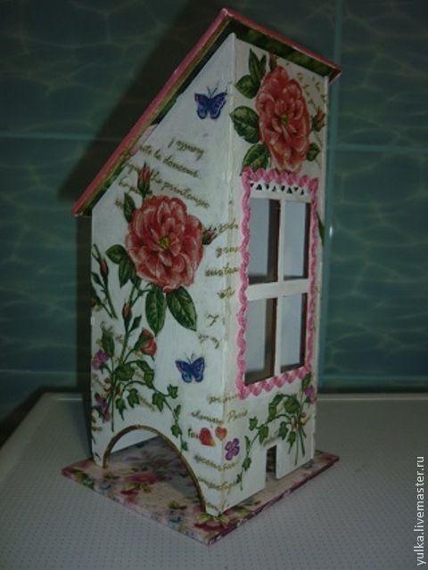 Кухня ручной работы. Ярмарка Мастеров - ручная работа. Купить Чайный домик. Handmade. Чайный домик, винтаж, подарок хозяйке