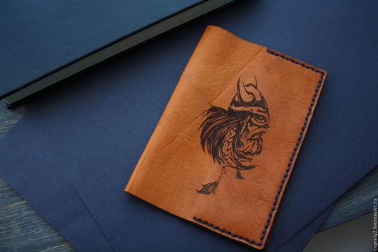 Обложки ручной работы. Ярмарка Мастеров - ручная работа. Купить Обложки на паспорт  из натуральной кожи. Handmade. Темно-серый, обложка