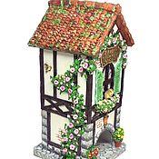 Для дома и интерьера handmade. Livemaster - original item Teahouse nominal. Handmade.