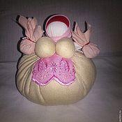 Куклы и игрушки ручной работы. Ярмарка Мастеров - ручная работа кубышка травница. Handmade.