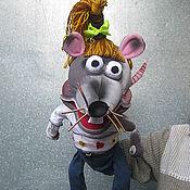 Куклы и пупсы ручной работы. Ярмарка Мастеров - ручная работа Крыса ЛАРИСА. Handmade.
