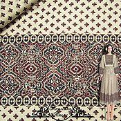 """Материалы для творчества handmade. Livemaster - original item Марлевка ETRO """"Амели"""" итальянские ткани. Handmade."""