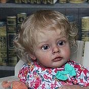 Куклы и игрушки ручной работы. Ярмарка Мастеров - ручная работа Chloe от талантливого скульптора Natali Blick,теперь Лиана. Handmade.