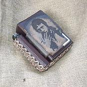 Сумки и аксессуары handmade. Livemaster - original item Cigarette case-case for cigarettes