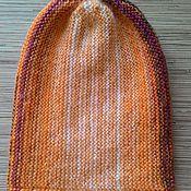 Аксессуары ручной работы. Ярмарка Мастеров - ручная работа шапка бини. Handmade.