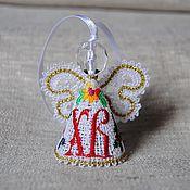 Подарки к праздникам handmade. Livemaster - original item Angel small. Пасхальный1.. Handmade.