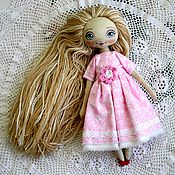 Куклы и игрушки ручной работы. Ярмарка Мастеров - ручная работа Кукла игровая для девочек от 5 лет.. Handmade.