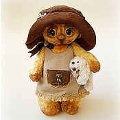 Куклы и игрушки ручной работы. Ярмарка Мастеров - ручная работа Люсиль (В частной коллекции, RUS). Handmade.
