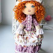 Куклы Тильда ручной работы. Ярмарка Мастеров - ручная работа Текстильная кукла, кукла ручной работы. Handmade.