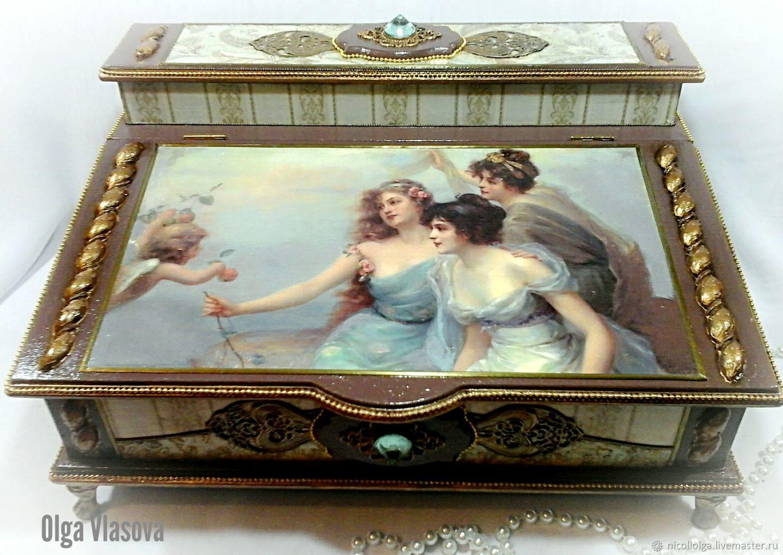 Bureau '3 LADY'S & ANGEL', Mini Dressers, Lipetsk,  Фото №1
