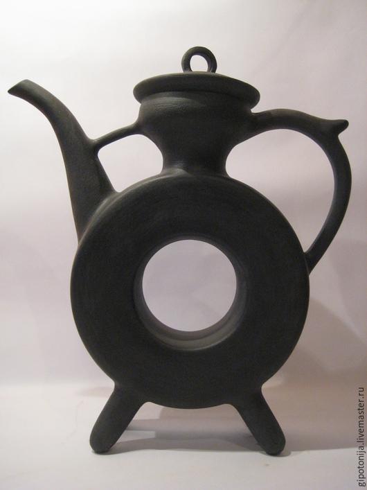 Покрытие- чернолощение .Историческая посуда. Тулово крутится отдельно на гончарном круге.3000 руб.