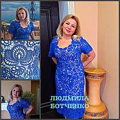 """Одежда ручной работы. Ярмарка Мастеров - ручная работа Платье """"Пастораль"""". Handmade."""