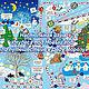 """Игра  """"Чудеса под Новый год или путешествие к Деду Морозу"""""""