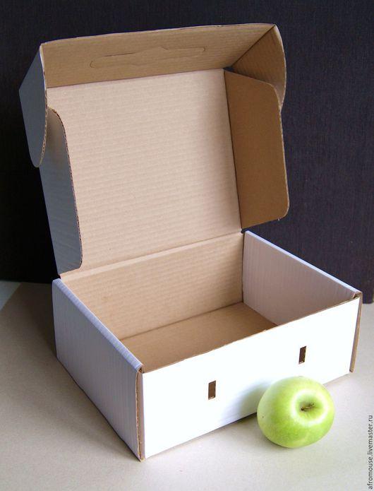 короб для почтовой пересылки и упаковки товаров и подарков