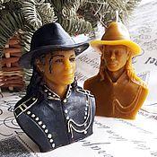 Сувениры и подарки handmade. Livemaster - original item Interior candle