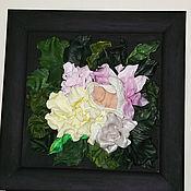 """Картины и панно ручной работы. Ярмарка Мастеров - ручная работа Картина """"Колыбель амура"""". Handmade."""