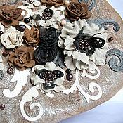 """Сумки и аксессуары ручной работы. Ярмарка Мастеров - ручная работа Сумка """"Шоколадный десерт"""". Handmade."""