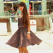 """Одежда ручной работы. Ярмарка Мастеров - ручная работа Платье """"Красотка"""". Handmade."""