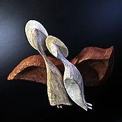 Для дома и интерьера handmade. Livemaster - original item The angels of happiness! Author`s work made of various types of wood.. Handmade.