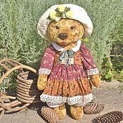 Куклы и игрушки handmade. Livemaster - original item The great Soviet bear with a Howler monkey... Handmade.