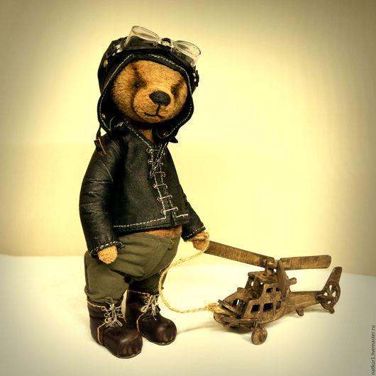 мишка тедди от Наталии Белоусовой .  плюшевый мишка тедди . купить мишку тедди  авторский мишка тедди