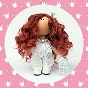 Куклы и игрушки ручной работы. Ярмарка Мастеров - ручная работа Маленькая принцесса. Handmade.