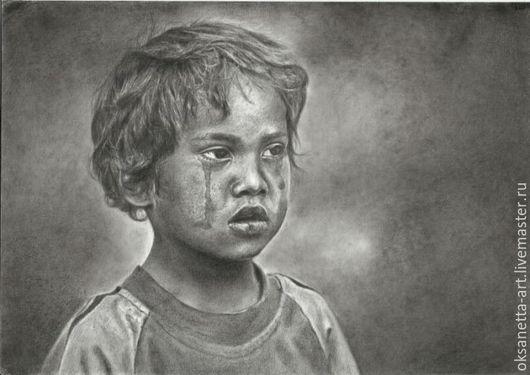 Портрет в карандаше