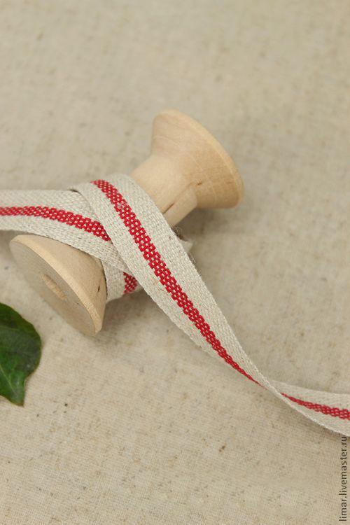 Шитье ручной работы. Ярмарка Мастеров - ручная работа. Купить Тесьма декоративная, 13 мм. Handmade. Тесьма